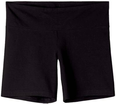 Black Equator Mid-Rise Bike Short-Tna