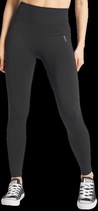 Black Flex High Waisted Leggings-Gymshark