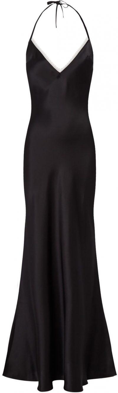 Black Silk The Slip Dress