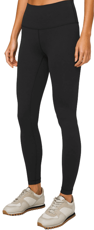 Black Wunder Under High-Rise Tight Leggings
