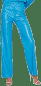 Blue Rotie Pants-Rotate
