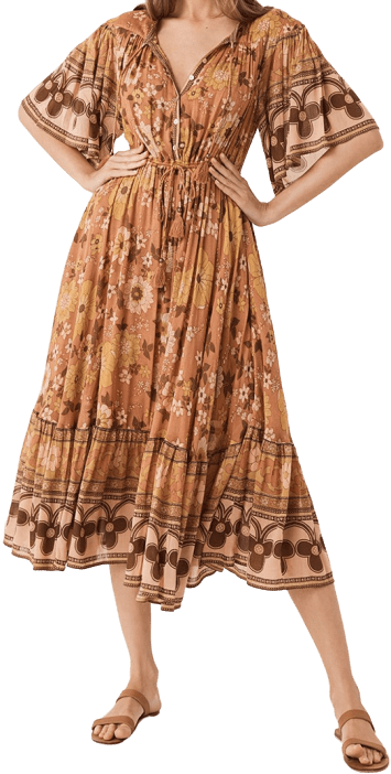 Buttercup Gown Sunrise-Spell & The Gypsy
