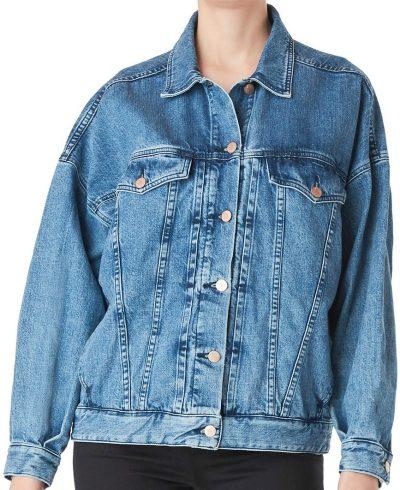 Drew Oversized Jacket-J Brand