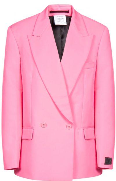 Fluo Pink Tailored Blazer
