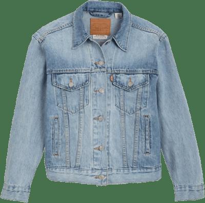 Genuine Article Ex-Boyfriend Trucker Jacket-Levi's