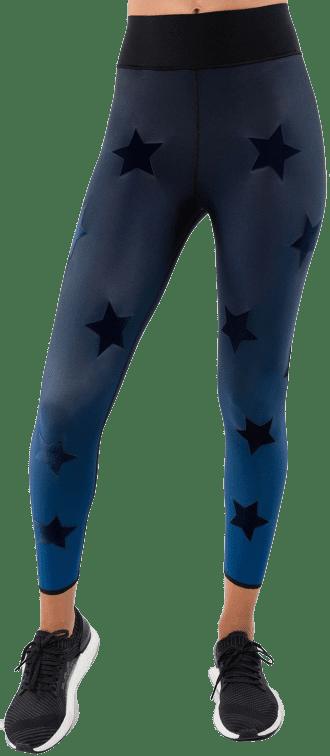 Gradient Sapphire Velvet Knockout Legging-Ultracor