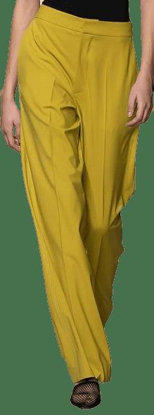 Green Pants-Gauchere