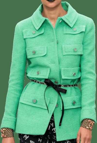 Green Resort 2020 Jacket-Chanel