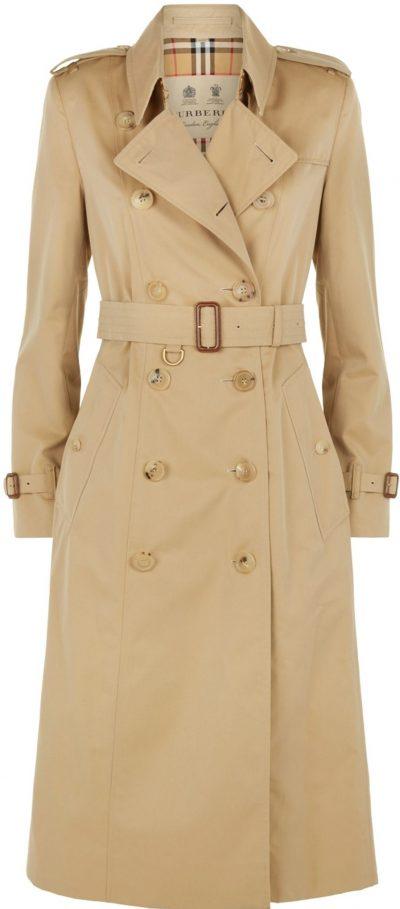 Honey Chelsea Heritage Trench Coat