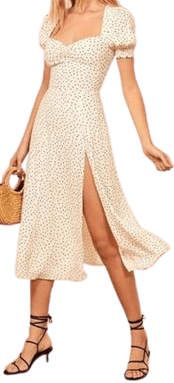 Lacey Dress-Reformation
