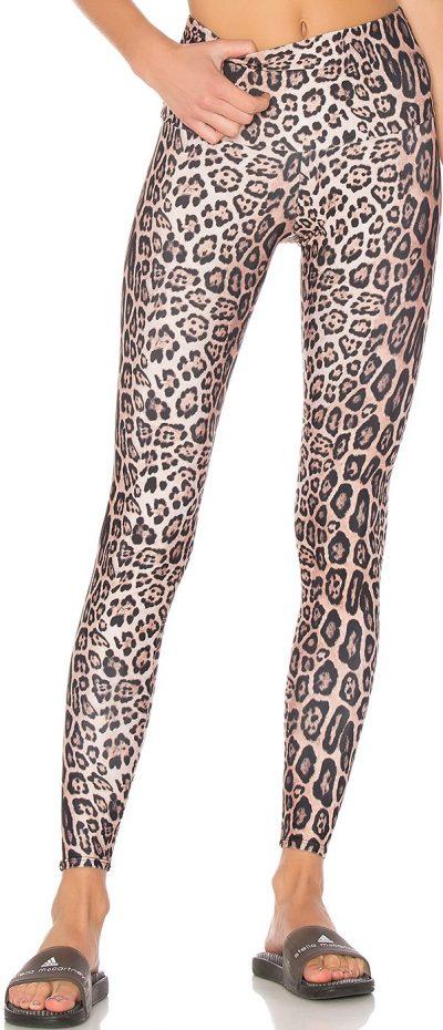 Leopard High Rise Legging-Onzie