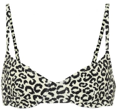 Leopard Print The Eva Biniki Top