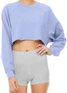 Marina Double Take Pullover-Alo Yoga