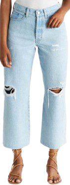 Mojave River Devon Crop Jeans-Etica