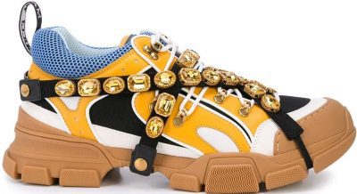 Multicolor Flashtrek Sneakers