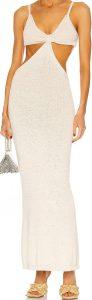Off White Serita Dress-Cult Gaia