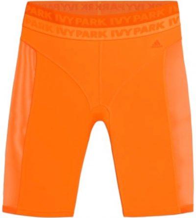 Orange Ivy Park Cycling Shorts Solar-Adidas