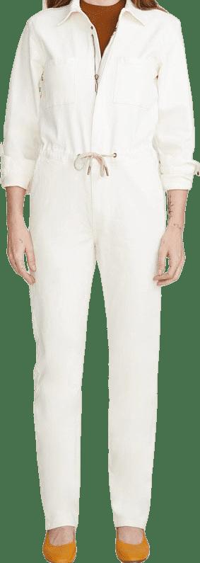 Parchment Mad Boiler Suit