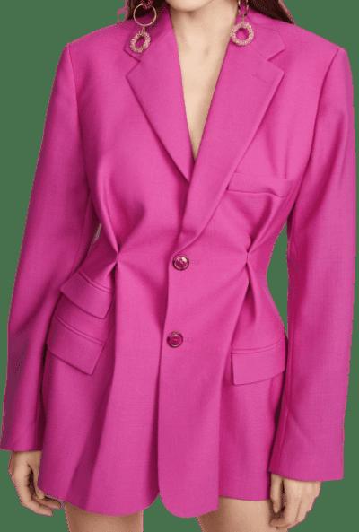 Pink La Veste Raffaella Blazer