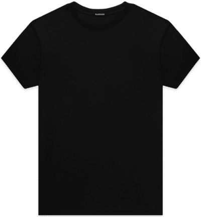 Pitch Black Premium Modal Tee-Talentless