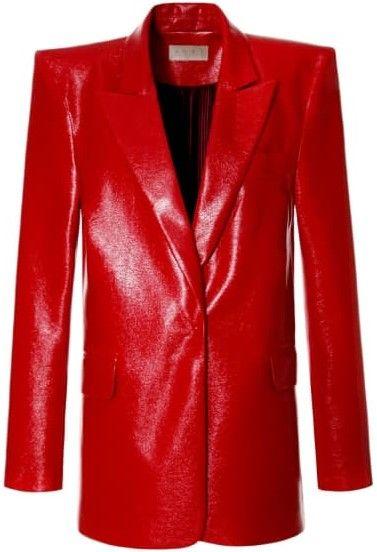 Red Lennox High Risk Red Blazer-Aggi