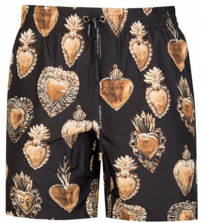 Sacred Heart Swim-Shorts