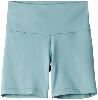 Sage Stone Atmosphere Hi-Rise Shorts