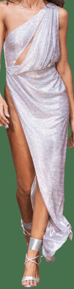 Silver Spring 2020 Ready-To-Wear Dress-Julien Macdonald