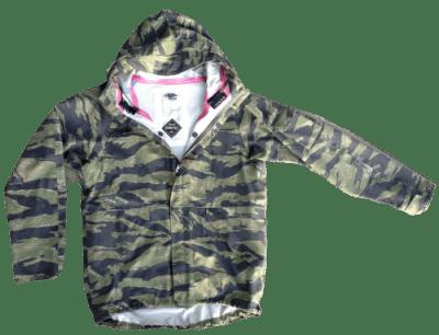 Tiger Camo Gore-Tex Jacket