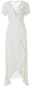 Tilly Polkadot Long Dress-Melissa Odabash