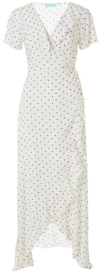 Tilly Polkadot Long Dress-Melissa Odabash