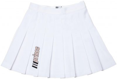 White Ace Skirt-Prince X Unknwn