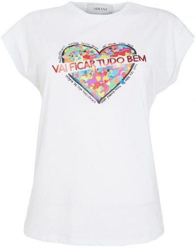 White Everything Will Be Alright T-Shirt-Iorane