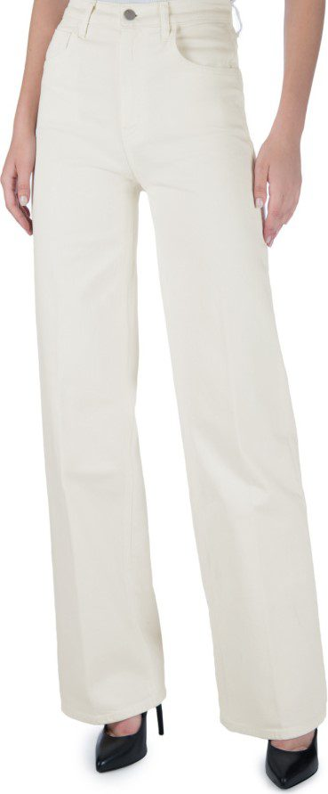 Workday White Elsa Monday Jeans