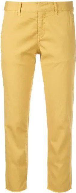 Yellow East Hampton Trousers