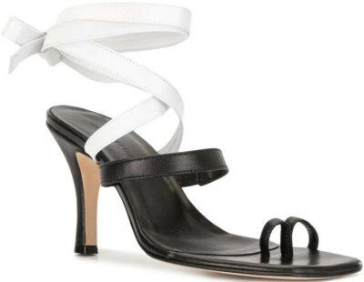 Arta Heel Sandals-Christopher Esber