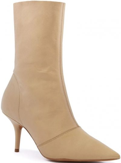 Beige 70 Ankle Boots-Yeezy