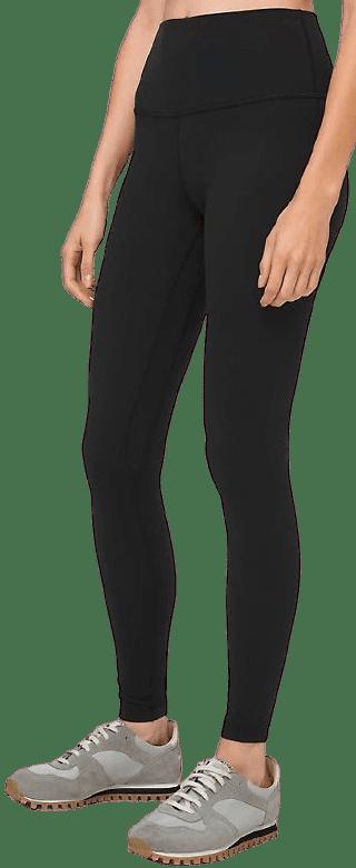 Black Align 28 Inch Pant-Lululemon