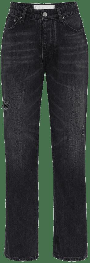 Black Arizona Jeans-Victoria Beckham