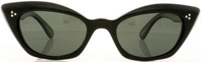 Black Bianka Sunglasses-Oliver Peoples
