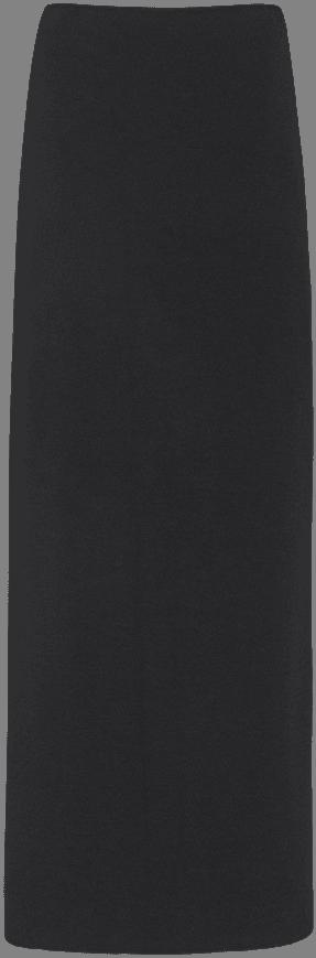Black Boucle Jersey Anita Skirt-The Row