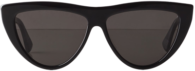Black Grey Sunglasses-Bottega Veneta