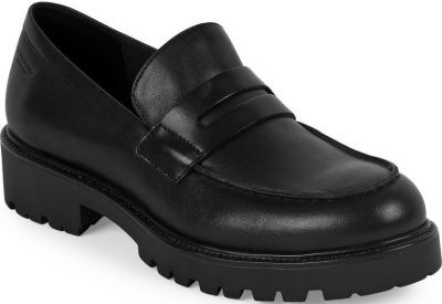 Black Kenova Loafer-Vagabond Shoemakers