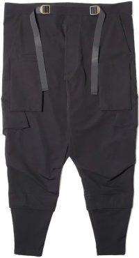 Black Oversized Pants