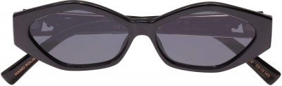 Black Petit Panthere Sunglasses-Le Specs