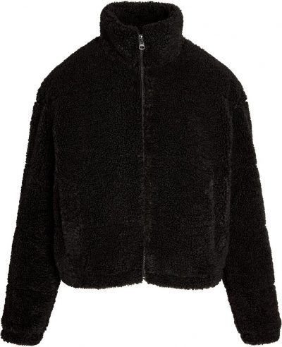 Black Puffer Jacket-Bella Dahl