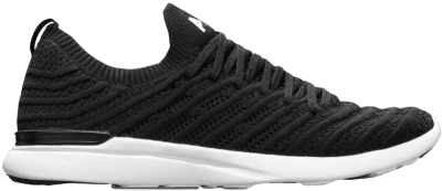 Black TechLoom Wave Sneakers