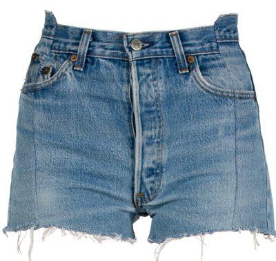 Blue OG Denim Shorts