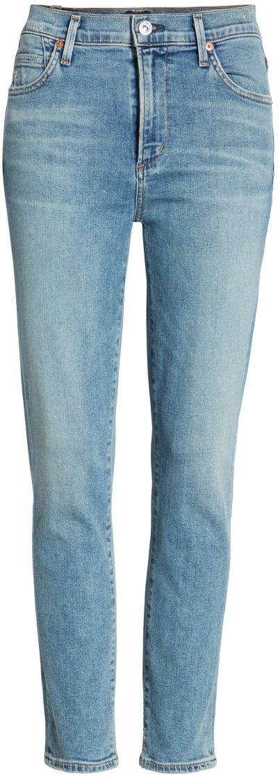 Blue Rocket High Waist Crop Skinny Jeans-Citizens Of Humanity
