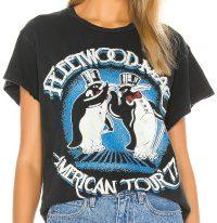 Coal Fleetwood Mac American Tour '77 Tee-Madeworn